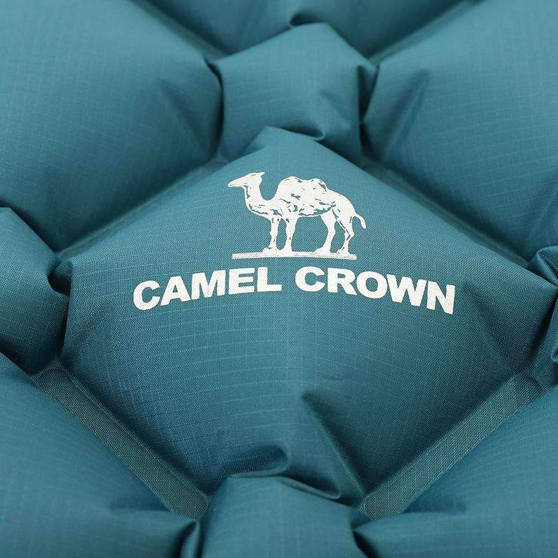 Waterproof Single Air Cushion Mat for 4 Season - CAMEL