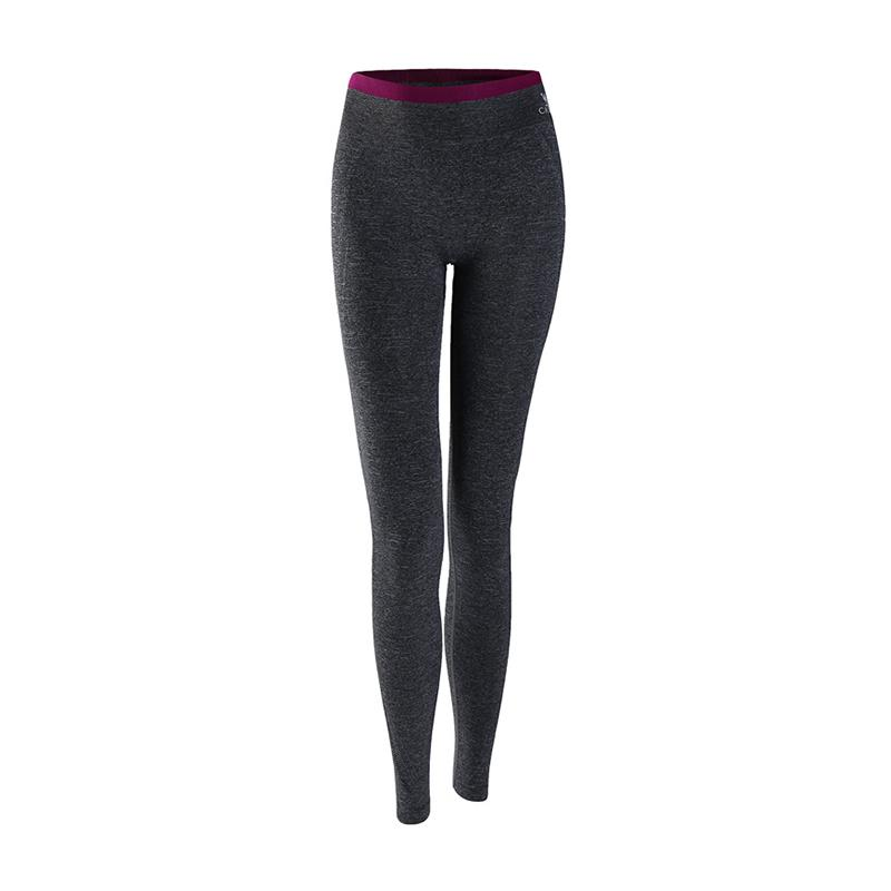 Women Slim Fit Yoga Pants - CAMEL