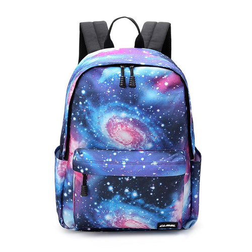 Backpack Galaxy Large Capacity Sky Nebula - CAMEL