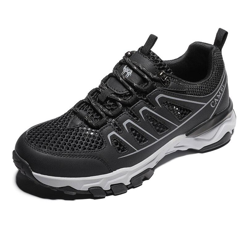 Men's Breathable Hiking Shoes Durable Non-Slip Trekking Shoes