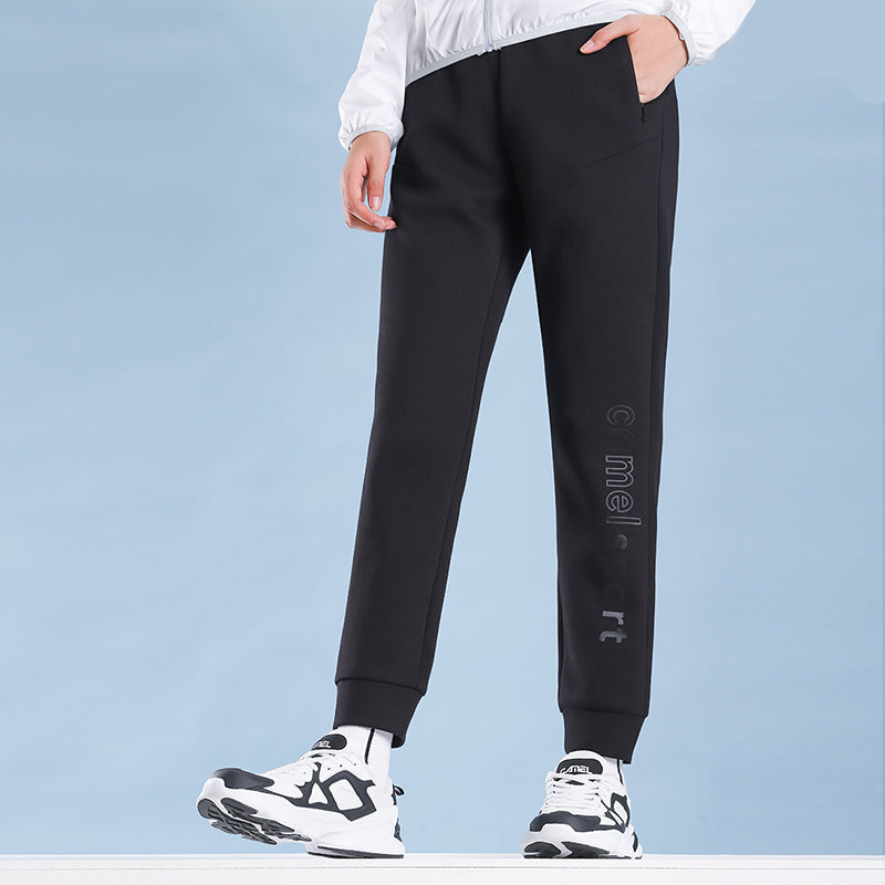 Sweatpants Women Pants Running Sport Thin Drawstring Female Casual Joggers Pants