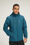 Men's Waterproof Rain Jacket II with Hood