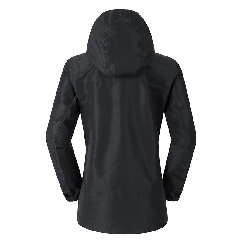 Womens Waterproof III Rain Jacket