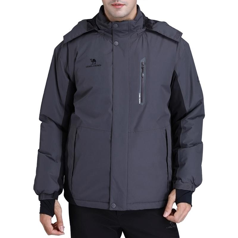 f538d73e5 Men's Waterproof Ski Parka Jacket
