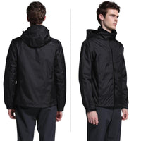 Men Waterproof-Breathable Insulated Jacket - CAMEL