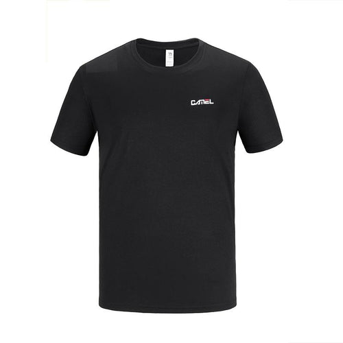 Men's Breathable Quick Dry T-Shirt for Hiking Travel - CAMEL CROWN