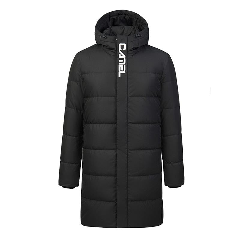 Men's Long Duck Down Jacket