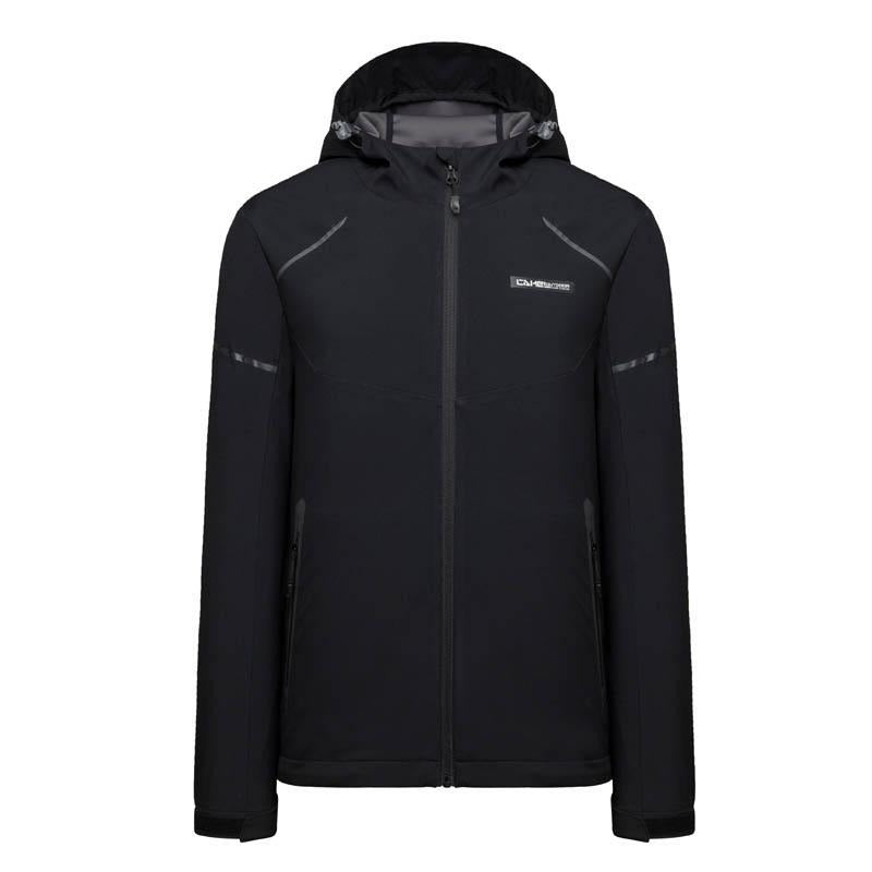 Men's Water Repellent Breathable Casual Jacket with Hood