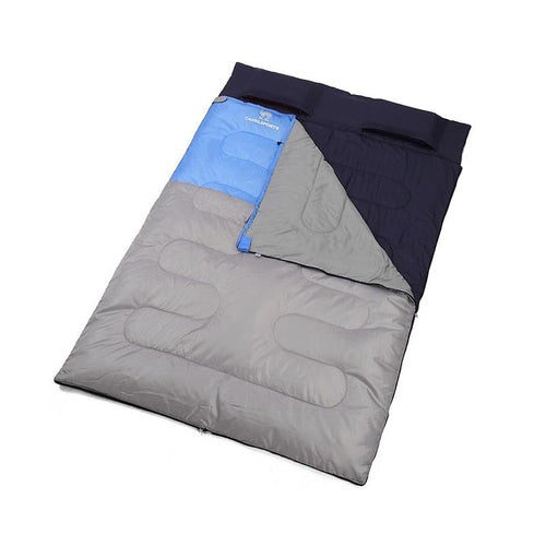 2-Person Sleeping Bag - CAMEL