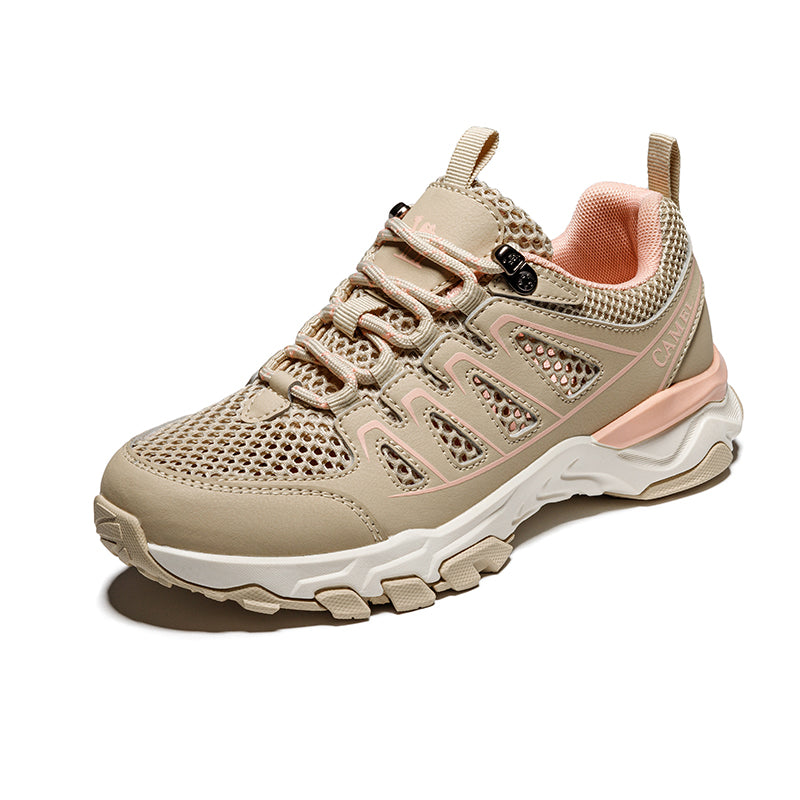 Women's Breathable Hiking Shoes Durable Non-Slip Trekking Shoes