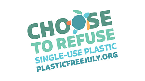 Join the Plastic Free July Challenge