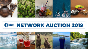 1% for the Planet 2019 Network Auction