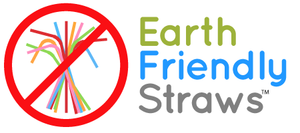 Earth Friendly Straws