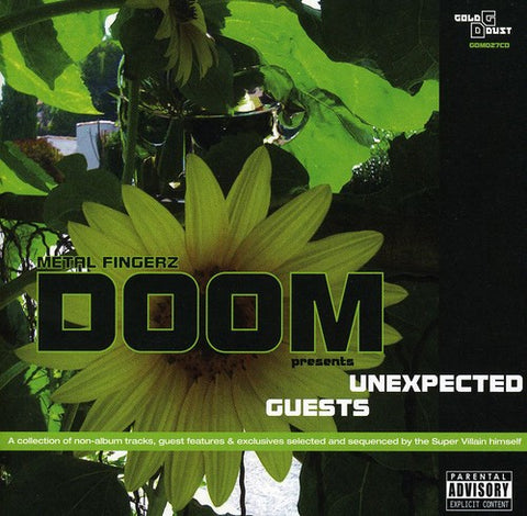 Unexpected Guests (CD)