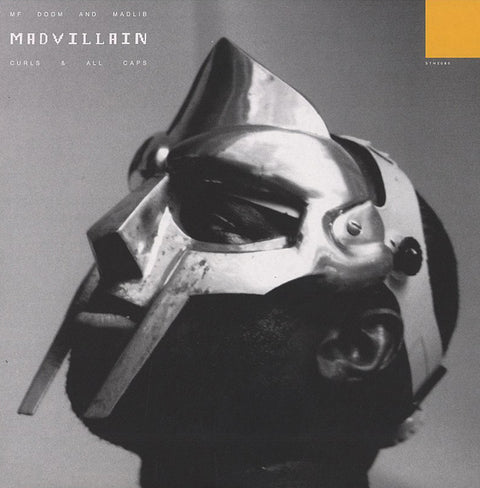 Madvillain - Curls & All Caps (Vinyl)