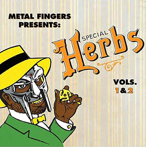 Special Herbs 1 & 2 (CD)