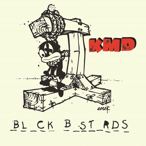 KMD - BL_CK B_ST_RDS (Deluxe Edition CD)