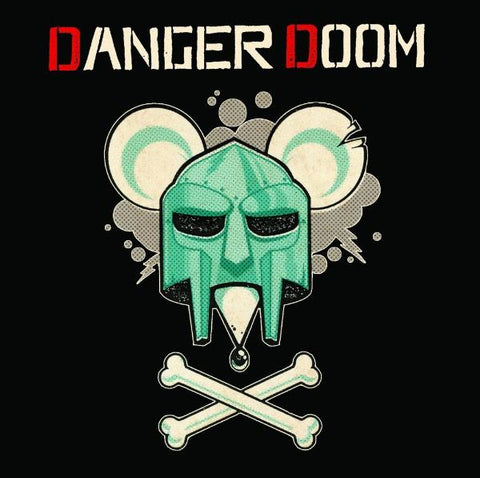 DANGERDOOM - The Mouse and The Mask: Official Metalface Version (CD)