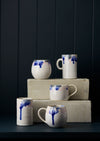 Australian Made Blue Melt Mugs
