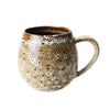CANVAS MUG/ WHITE OCHRE