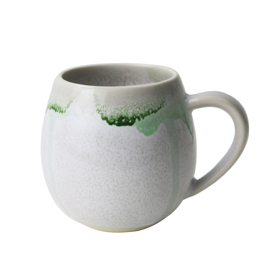 CANVAS MUG/GREEN MELT