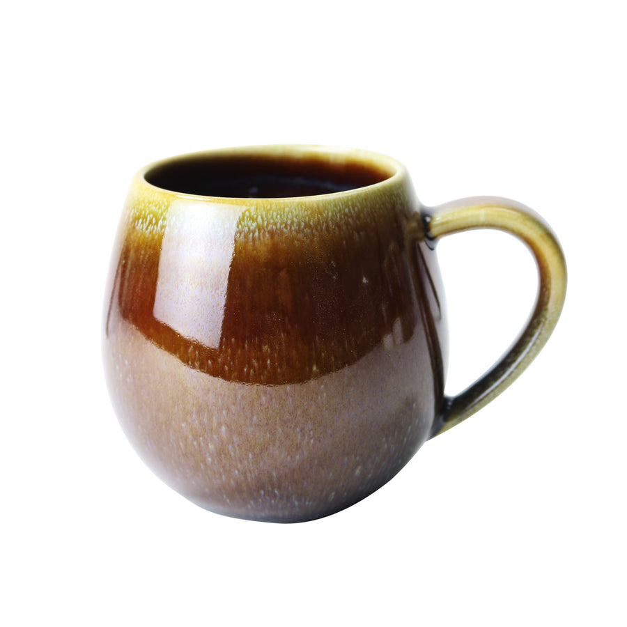 CANVAS MUG/ BROWN JASPER