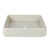KILN 515-RECTANGULAR HAND BASIN/POPPYSEED