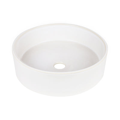 CLAY 350-ROUND HAND BASIN/COAST