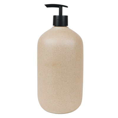 PILL LOTION BOTTLE - 1200ML GRANITE
