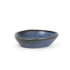 SMALL DISH-BLUE STORM MASON