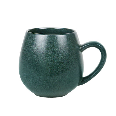 MUG 4PK-FOREST GREEN HUG ME