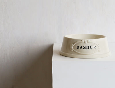 CUSTOMISED AUSTRALIAN MADE DOG BOWL-20CM