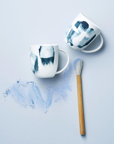 MUG - SMOKE BRUSH RG ART SERIES