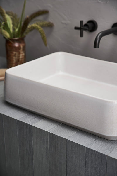 KILN 515-RECTANGULAR HAND BASIN/COAST
