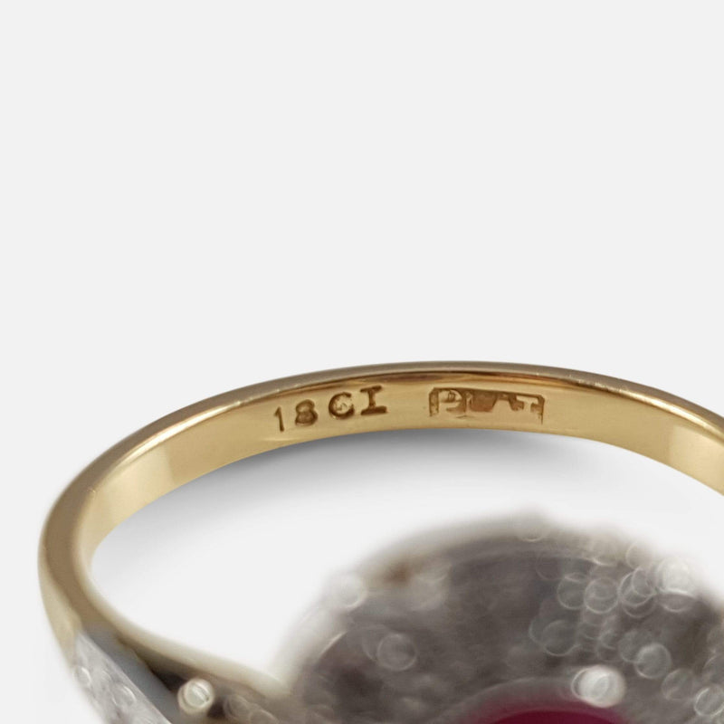 the gold ring makers marks