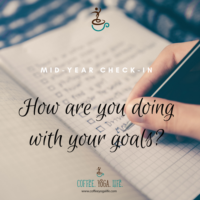 Mid-Year Check-in: How are you doing with your goals?