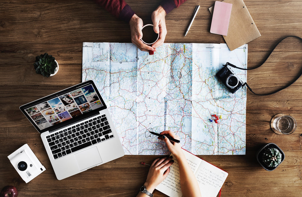 Saturday Morning Coffee: Travel planning