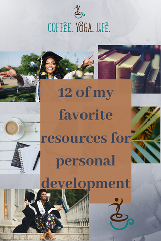 Personal Development Resource List