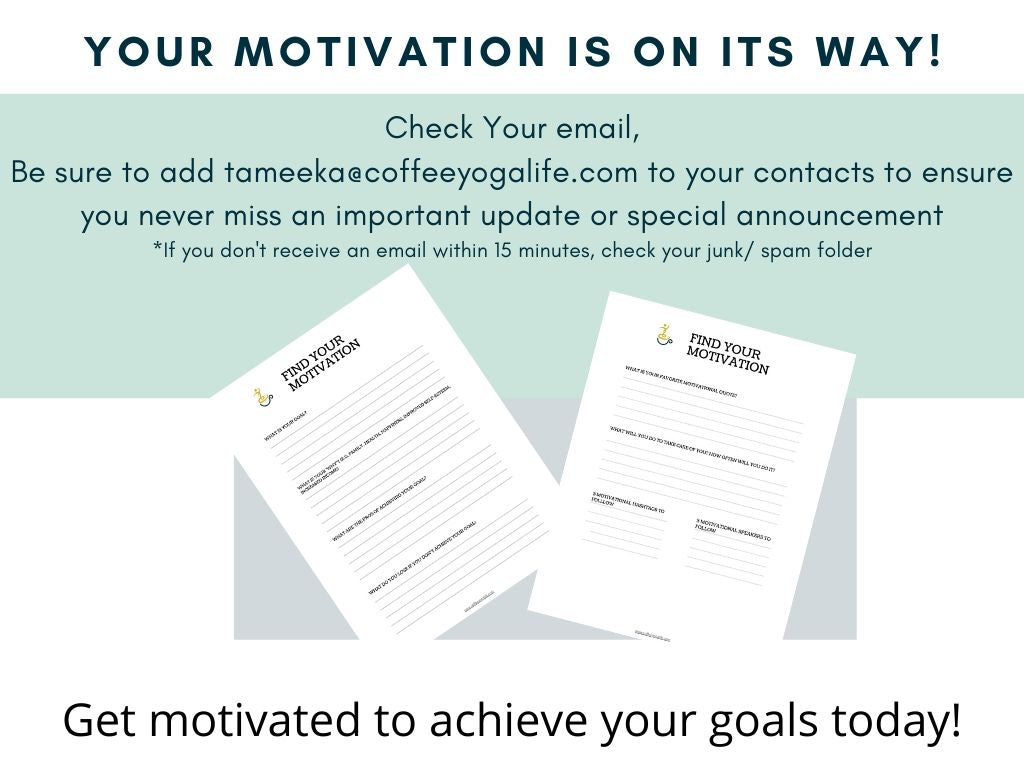 How to Find Motivation PDF
