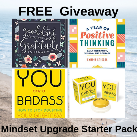 FREE Mindset Upgrade Starter Kit Giveaway