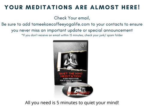 Quiet Your Mind Guided Meditations
