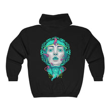 Load image into Gallery viewer, Elephant Consciousness Hoodie - Coffee.Yoga.Life.