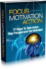 Focus. Motivation. Action. and Fearless You Book Bundle