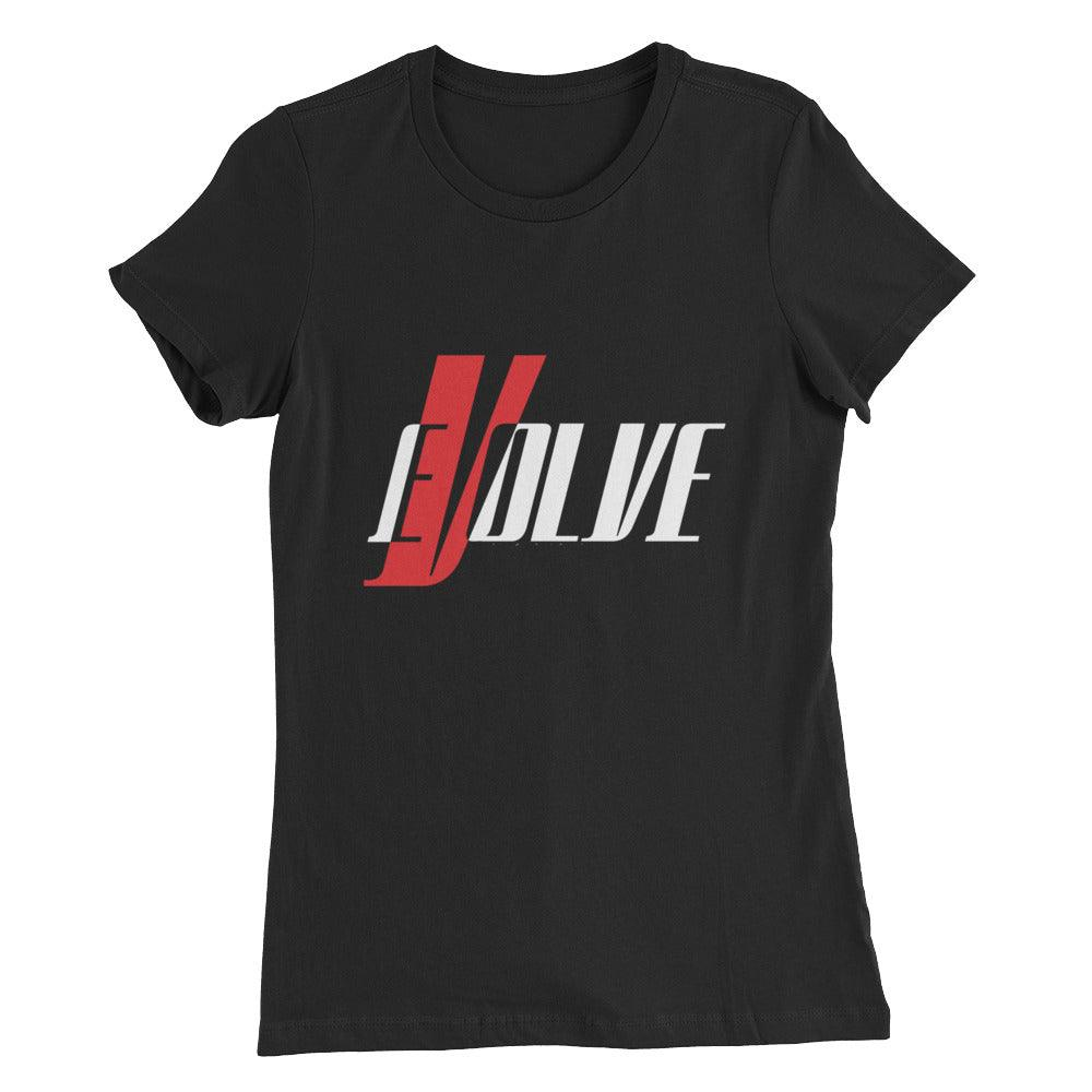 Women's Evolve T-Shirt - Coffee.Yoga.Life.