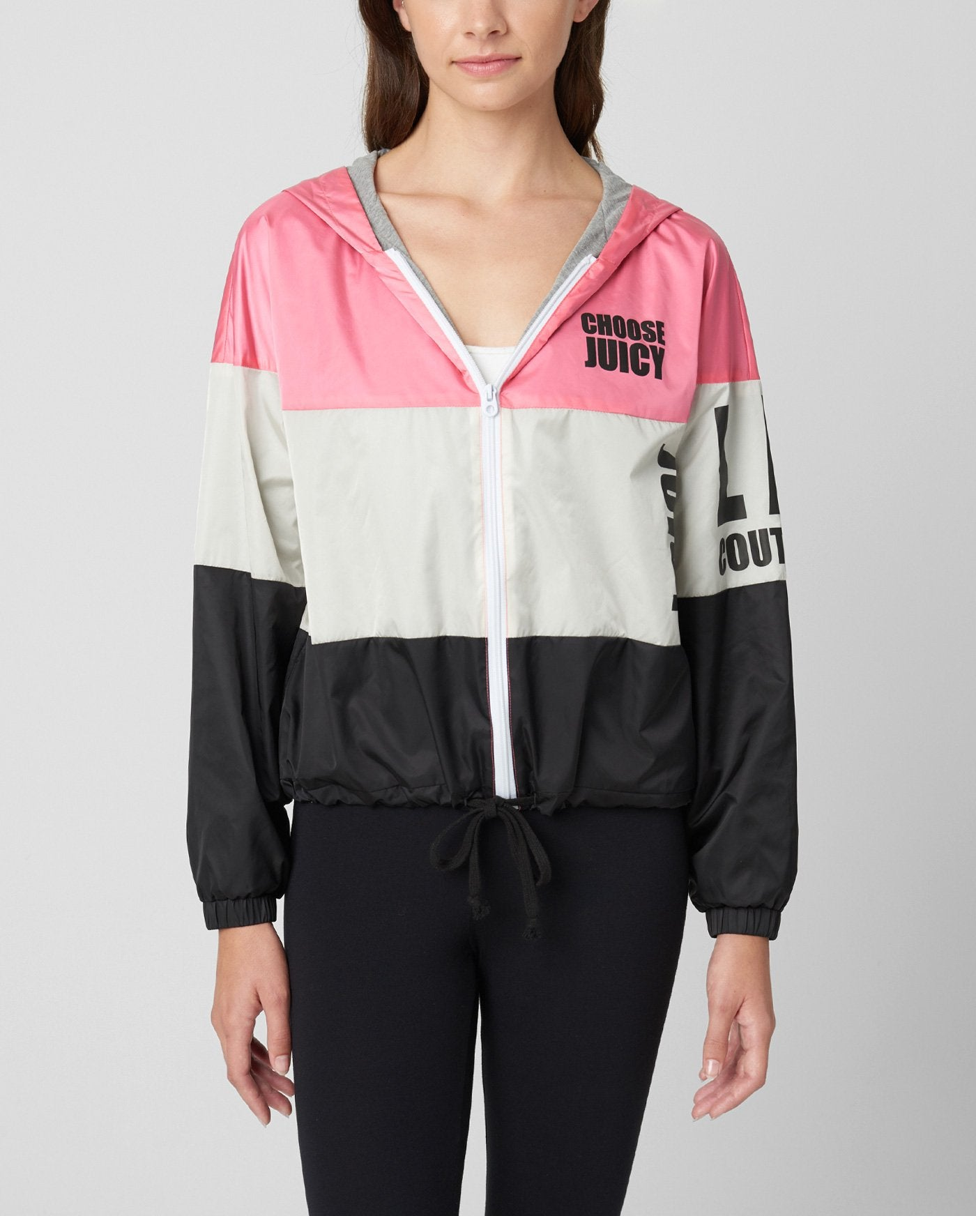 Sport Mod Hooded Jacket by Juicy Couture