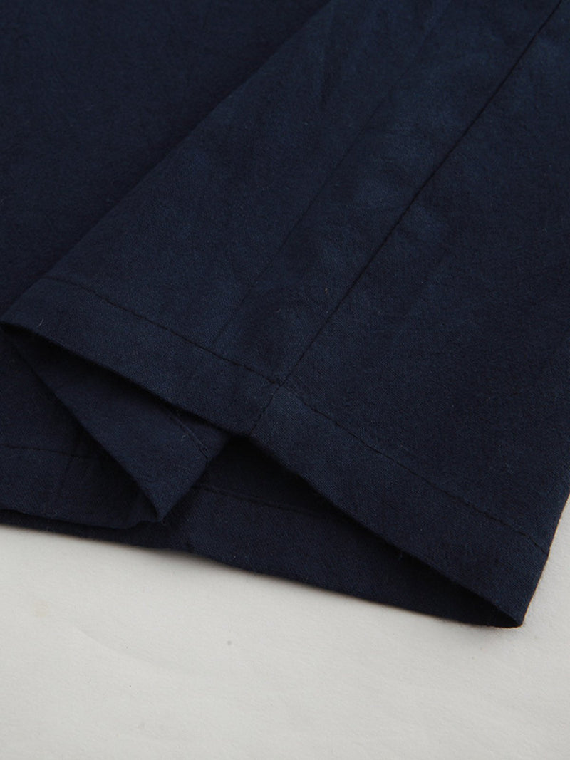 Décontracté Col rond 3/4 Sleeve Robes