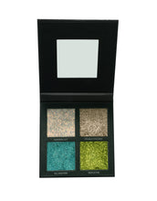Load image into Gallery viewer, Ultra Light Pressed Glitter Palette