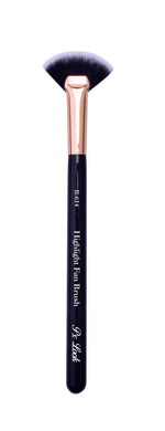 Px Look Highlight Fan Brush