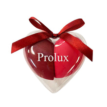 Load image into Gallery viewer, Prolux Heart Shaped Duo Blending Sponge