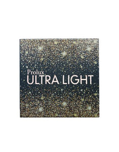 Ultra Light Pressed Glitter Palette.